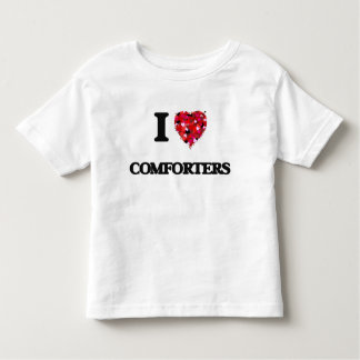 I love Comforters T Shirt