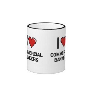 I love Commercial Bankers Ringer Coffee Mug