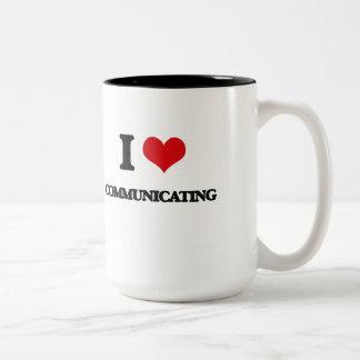 I love Communicating Mugs
