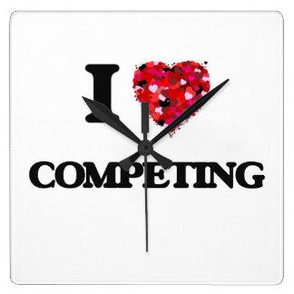 I love Competing Wallclock