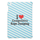 I love Competitive Rope Jumping Cover For The iPad Mini