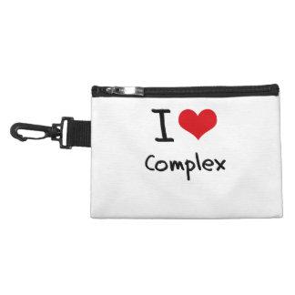I love Complex Accessories Bag