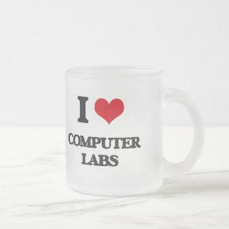 I love Computer Labs Mug