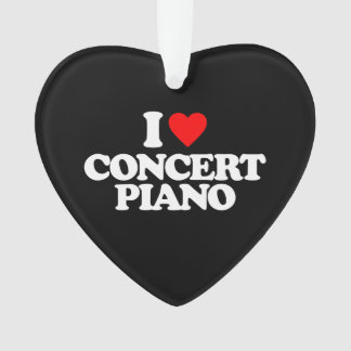 I LOVE CONCERT PIANO