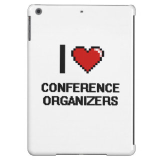 I love Conference Organizers Case For iPad Air