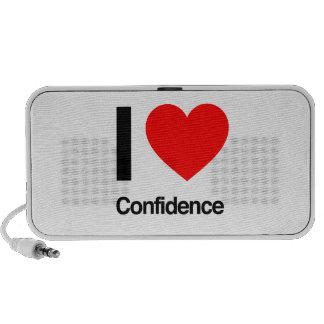 i love confidence mp3 speakers