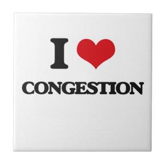 I love Congestion Ceramic Tile