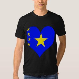 I Love Congo Kinshasa Shirt