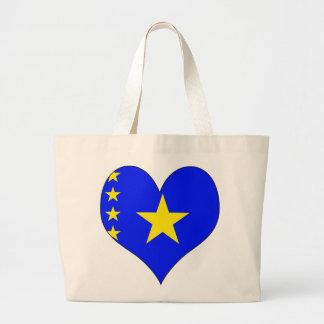 I Love Congo Kinshasa Bags
