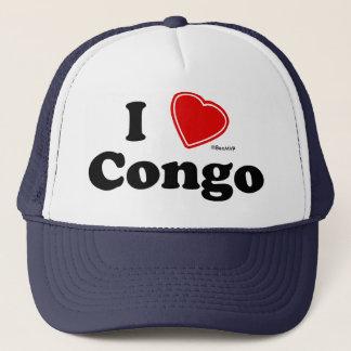 I Love Congo Trucker Hat
