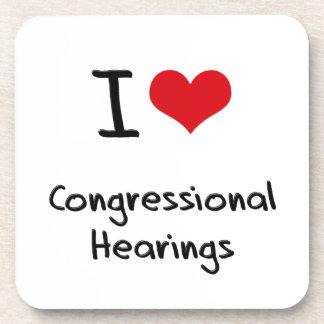 I love Congressional Hearings Coasters