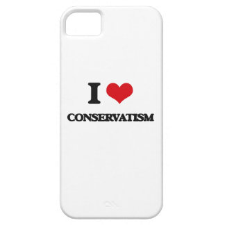 I love Conservatism iPhone 5 Cover