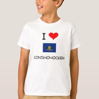 I Love Conshohocken Pennsylvania T-Shirt