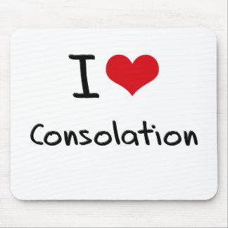 I love Consolation Mousepad