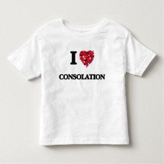 I love Consolation Tees