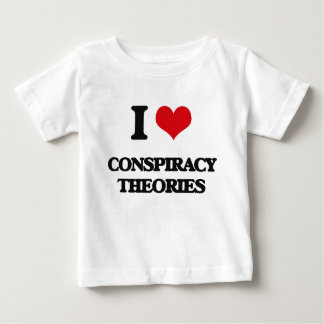 I love Conspiracy Theories Tshirt