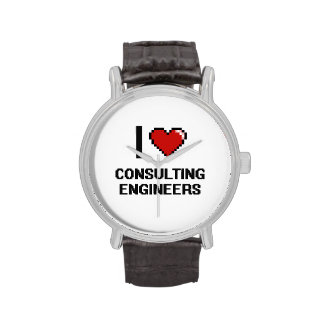 I love Consulting Engineers Wristwatches