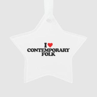 I LOVE CONTEMPORARY FOLK