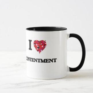 I love Contentment Mug
