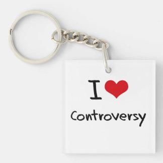 I love Controversy Acrylic Key Chains