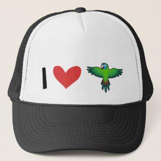 I Love Conures / Lorikeets / Parrots Trucker Hat