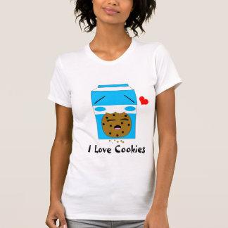 I Love Cookies Shirts