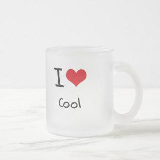 I love Cool Coffee Mug