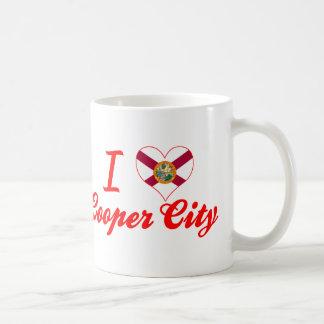 I Love Cooper City, Florida Mug
