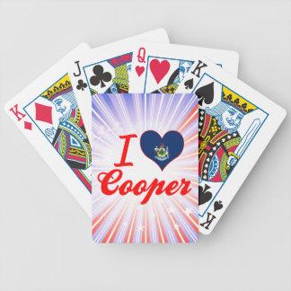 I Love Cooper Maine Card Decks