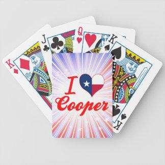 I Love Cooper Texas Card Decks