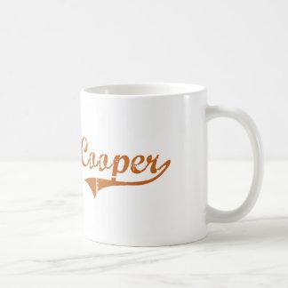 I Love Cooper Texas Coffee Mug