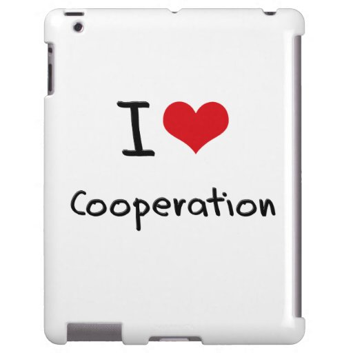I love Cooperation