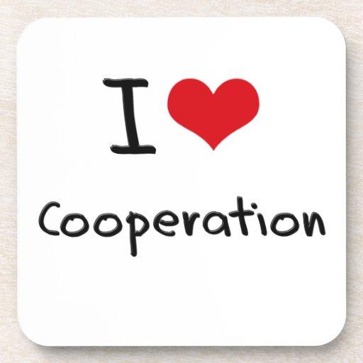 I love Cooperation Coaster