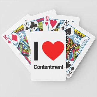 i love cooperation deck of cards