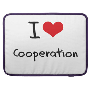 I love Cooperation MacBook Pro Sleeves