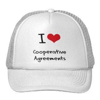I love Cooperative Agreements Hats