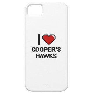 I love Cooper's Hawks Digital Design iPhone 5 Covers