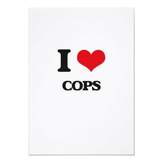 I love Cops Invite