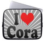 I love Cora Laptop Sleeves