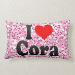 I love Cora Pillows