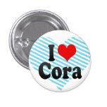 I love Cora Pins