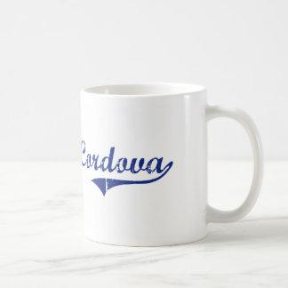 I Love Cordova Alaska Basic White Mug