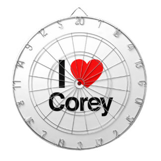 i love corey dart boards