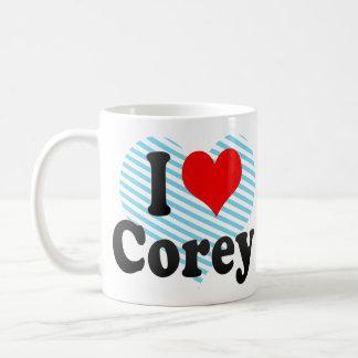 I love Corey Mugs