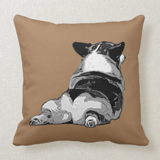I love Corgi Butts Cushion