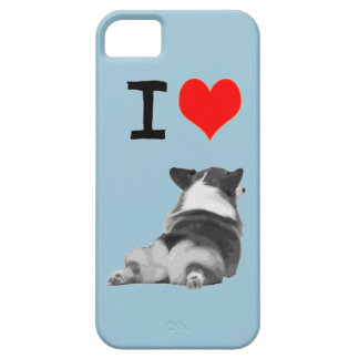 I Love Corgis iPhone 5 Case