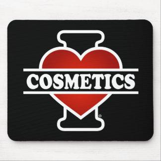 I Love Cosmetics Mouse Pad