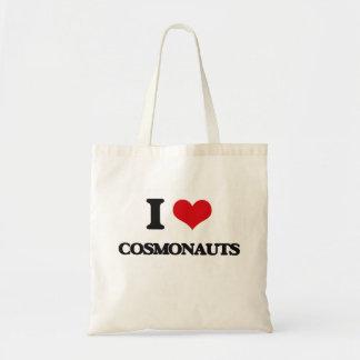 I love Cosmonauts Tote Bag