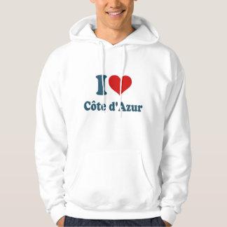 I Love Cote Azur Hoodie