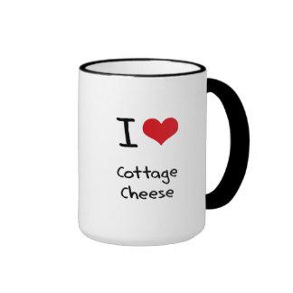 I love Cottage Cheese Ringer Mug